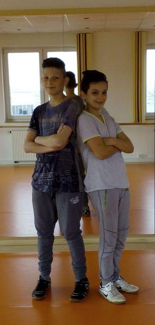 Bild: Tanzstudio Let's Dance With Hannah Hofmann: Bosy'Day 2015