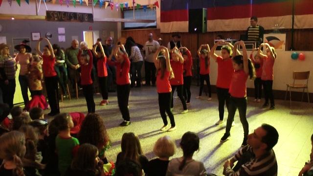 Bild: Tanzstudio Let's Dance With Hannah Hofmann: Karneval in Budberg 2016